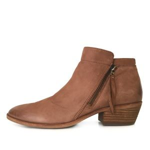 Sam Edelman Packer Leather Ankle Bootie 9